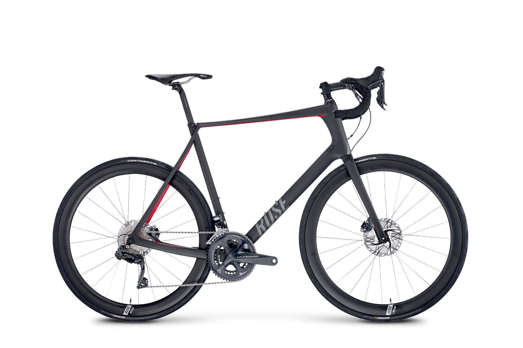 TEAM GF SIX DISC Ultegra Di2 Showroom Bike size 61cm