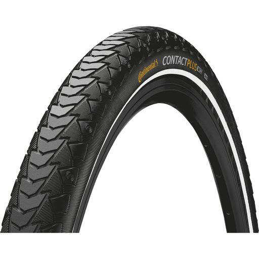 Contact Plus reflective tyre