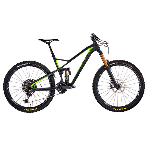 "PIKES PEAK 4 EN 27.5"" showroom bike"