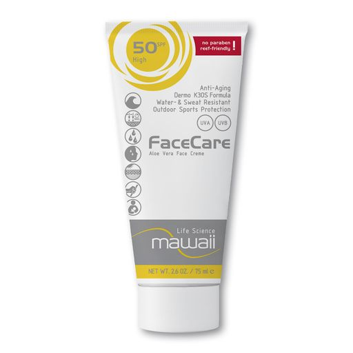 FaceCare sports suncream