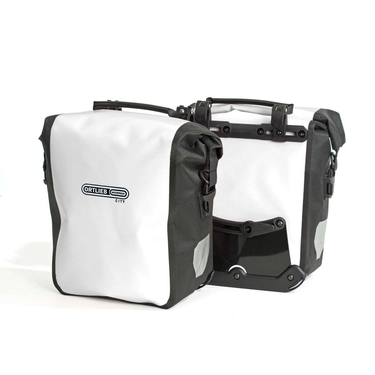 SPORT-ROLLER City set of two pannier bags