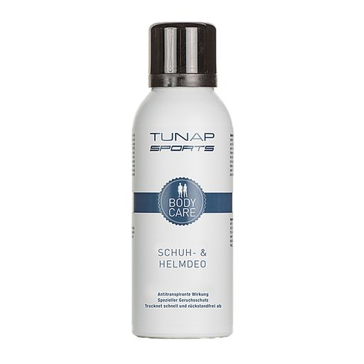 Tunap shoe and helmet sanitiser spray