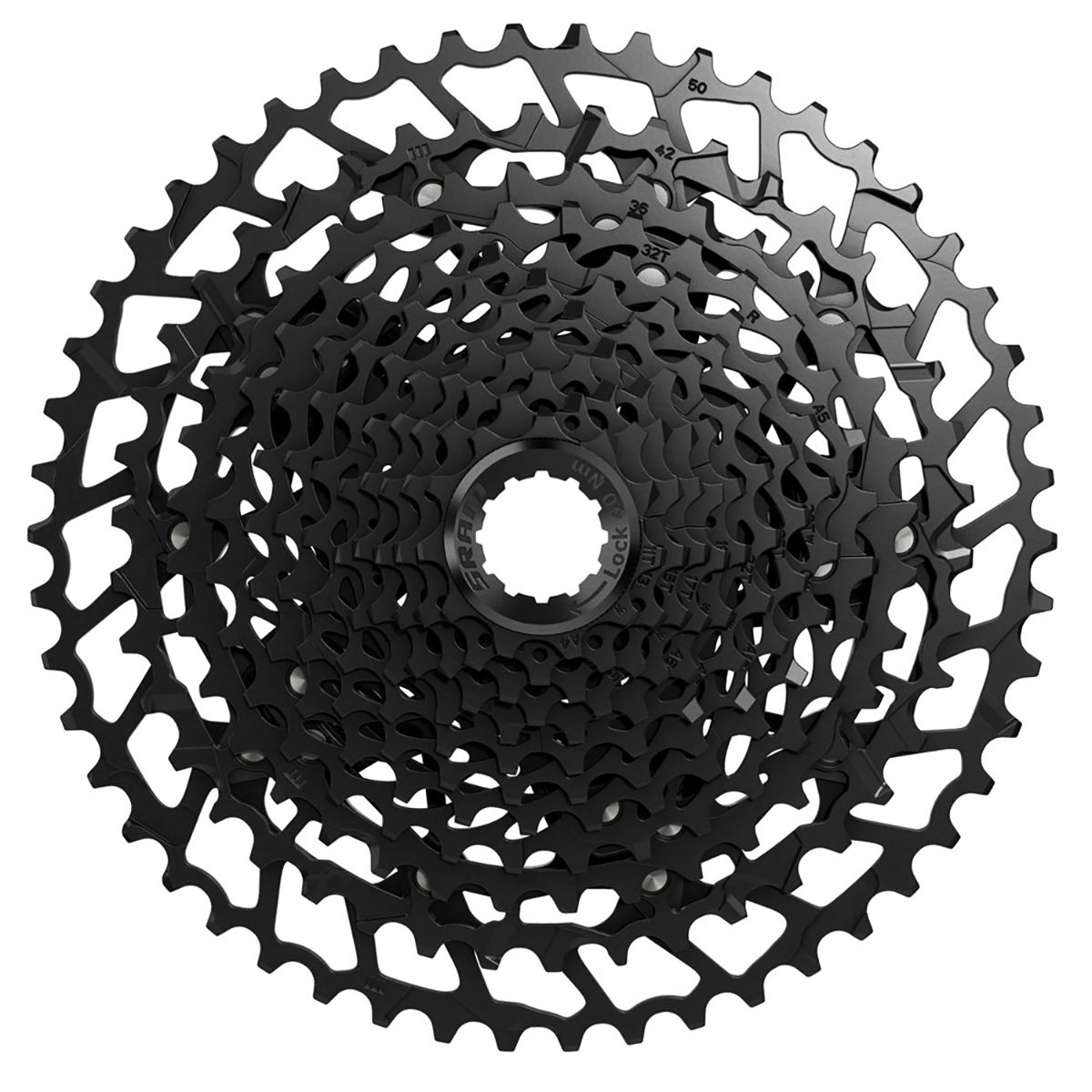 SRAM NX Eagle PG-1230 Bicycle Cassette 12 Speed 11-50T