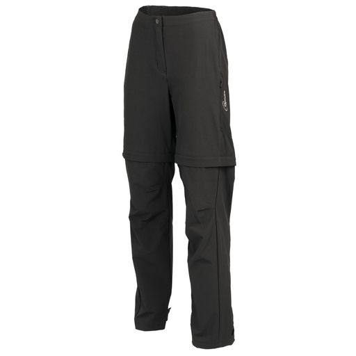 ladies bike zip-off pants long RUBINA