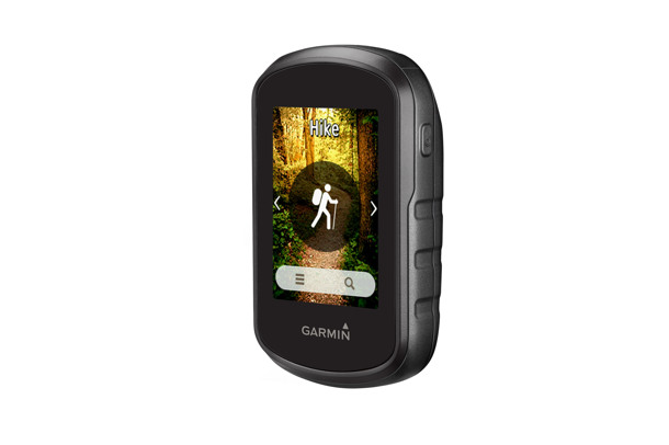 eTrex touch 35 navigation device incl. TopoActive Europe map