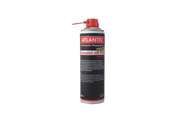 chain lubricant with PTFE