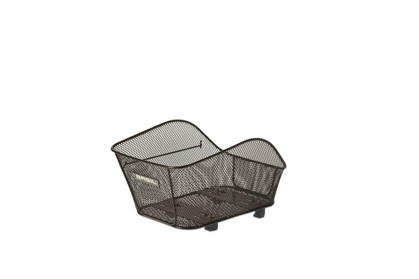ICON rear bicycle basket incl. WSL system