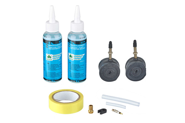 "Tubeless Kit for Presta valve, 26"", 27,5"", 29"""