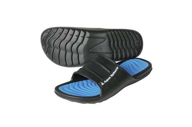 Wave bathing shoes